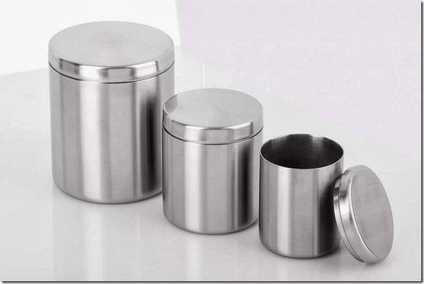 Evdeki Metal Ve Çelik Mutfak Ürünleri Parlatma Yöntemleri