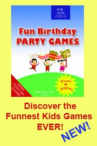 Toddler Party Games