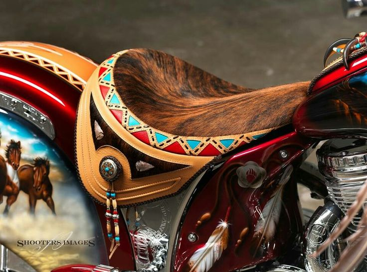 Old Motorcycle Leathers