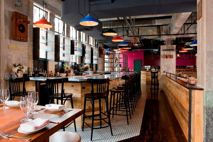 Amis Trattoria Philadelphia Punk Rock Dream House Pinterest Bar Design And Philadelphia