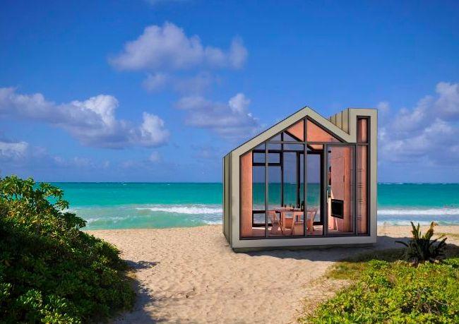 233 besten cabin spacey bilder auf pinterest kleine h user architekten und moderne architektur. Black Bedroom Furniture Sets. Home Design Ideas