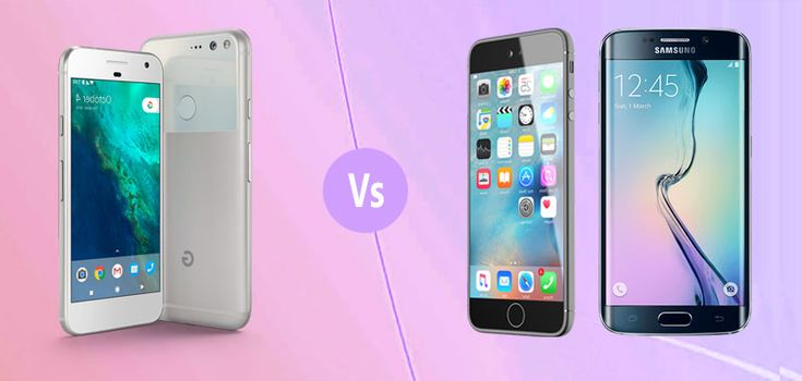 If you are looking to buy a new phone, you must go through this blog which clearly states mobile phone comparison between Googles Pixel and Android iOS.