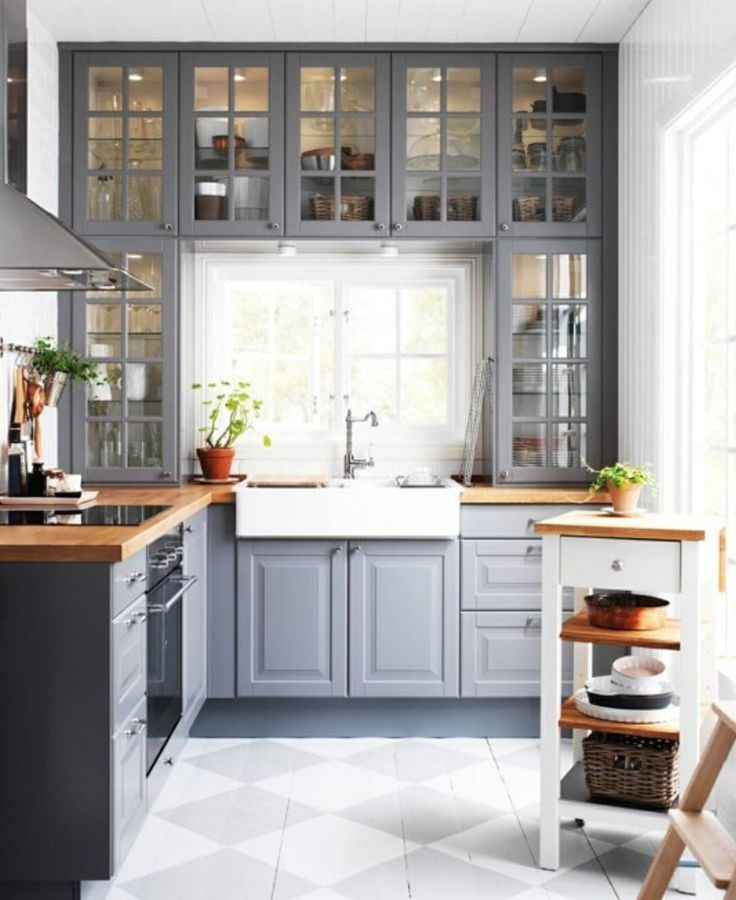 Small Kitchens Cabinets: 2933 Best Kitchen For Small Spaces Images On Pinterest
