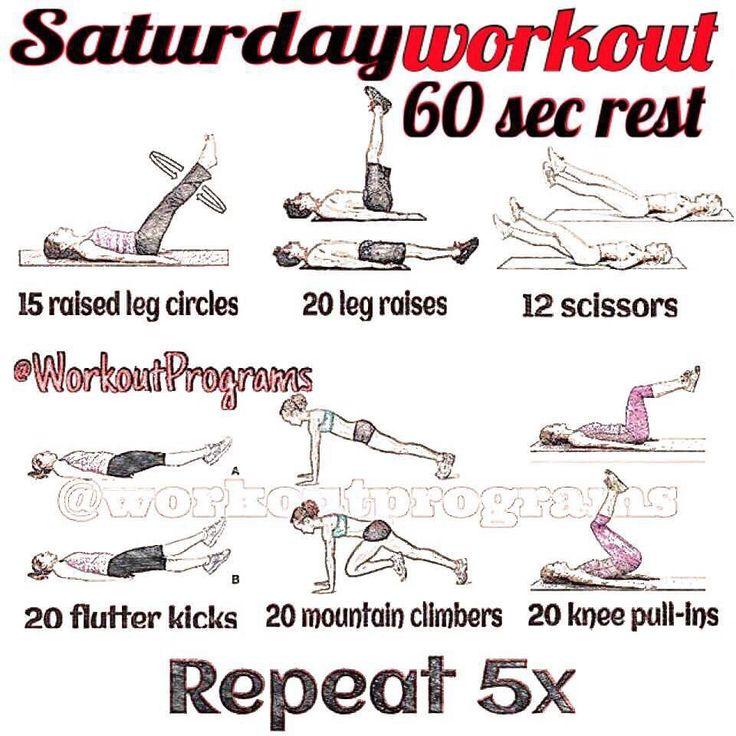 "3,165 Likes, 39 Comments - Workout Programs (@workoutprograms) on Instagram: ""Saturday workout! SnapChat! Itsjeanc @jean #fit #fitness #exercise #workout #homeworkouts…"""