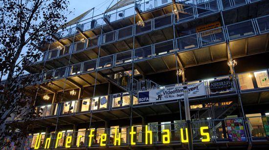Unperfekthaus. Mehr auf: http://www.coolibri.de/staedte/essen/uebernachten/unperfekthaus.html