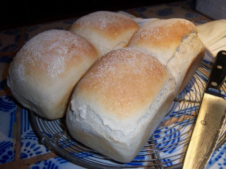 Mi versión del pan de St. John