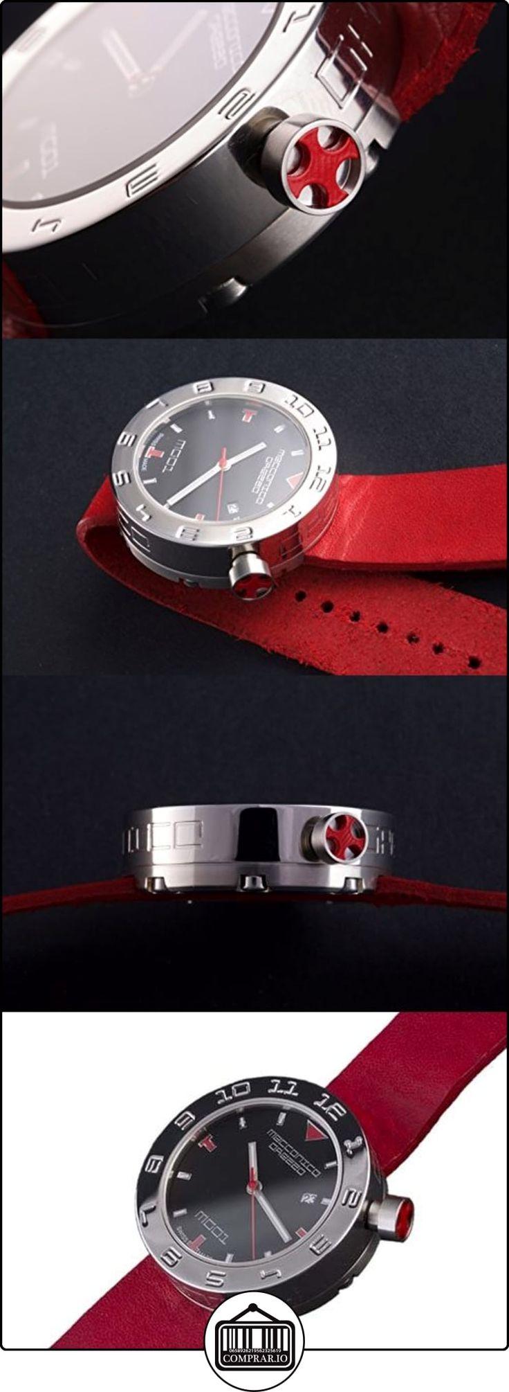 Reloj - Meccanica Grezza di Flavio Oreda - Para  - Cinturino RD 38 de  ✿ Relojes para hombre - (Lujo) ✿