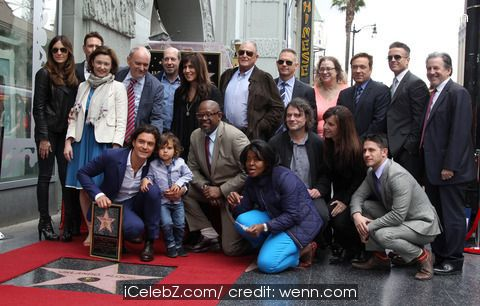 Forest Whitaker  Orlando Bloom honored with a star on the Hollywood Walk of Fame http://www.icelebz.com/events/orlando_bloom_honored_with_a_star_on_the_hollywood_walk_of_fame/photo3.html