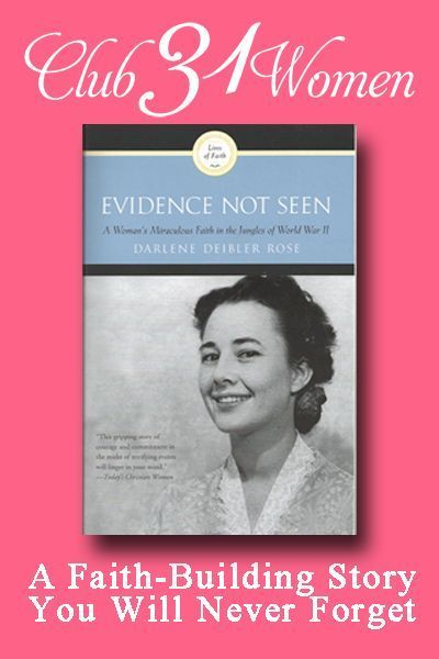 """""""My life was changed when I heard Darlene Roses story. It challenged my faith as nothing else had."""" ~ Ruth Bell Graham (wife of Billy Graham). If your faith is feeling somewhat shaky and you could use some encouragement? Then I'd highly recommend reading"""
