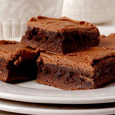 Mennyei brownie