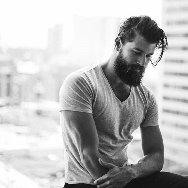 Really hot bearded men — bearditorium: Franggy