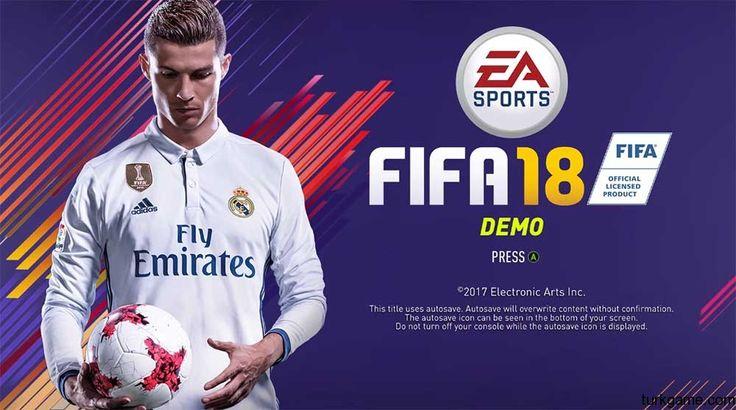 FIFA 18 Demo Sürüm Heyecanı! - www.turkgame.com/......