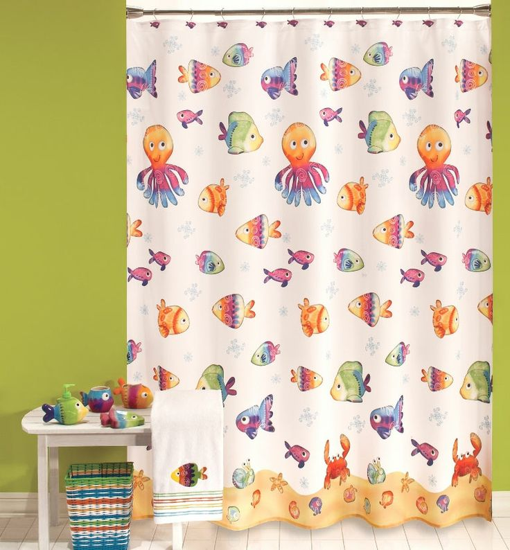 Colorful Shower Curtain 41 best colorful shower curtains images on pinterest | bathroom