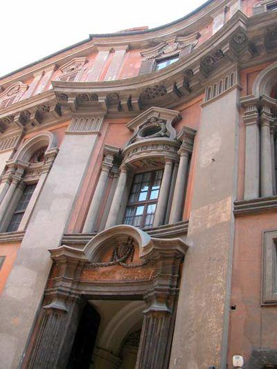 Colegio de la Propaganda Fide de Borromini (1646-1662)