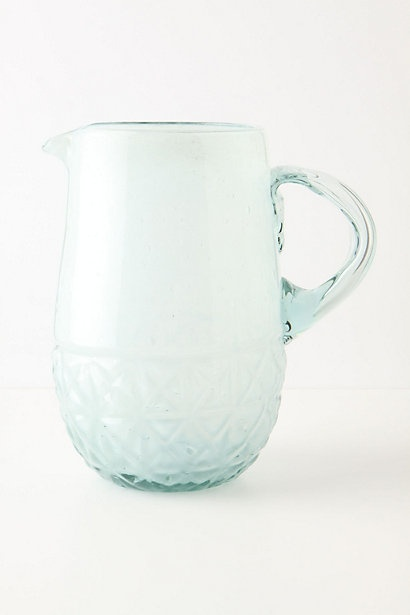 Soda-Lime Pitcher - Anthropologie.comWishlist For