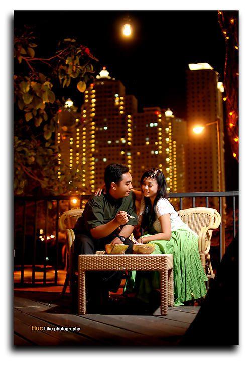 foto prewedding di loop caffe & resto surabaya - Creativefotoku