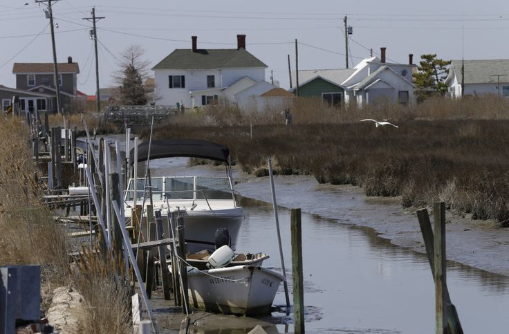Virginia island will disappear in the next few decades