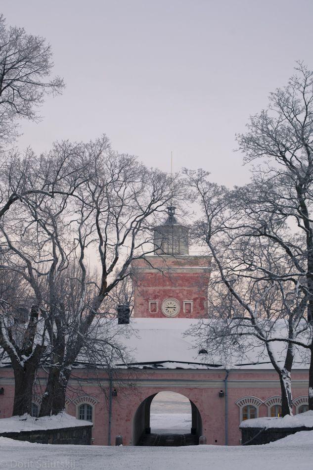 Suomenlinna, Helsinki, Finland | http://blog.doritsalutskij.fi/