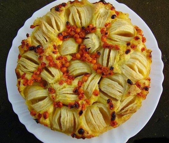 Красивые пироги. Галерея фото