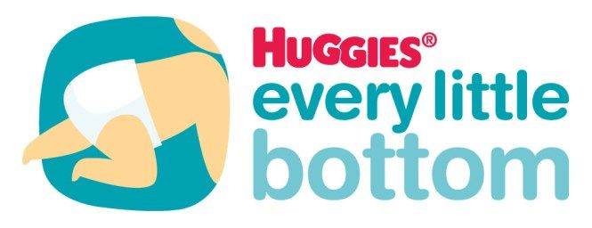 Huggies Every Little Bottom Program You discover that you are pregnant and after a million emotions subside a bit, you start doing research online... about everything.  One of the first things that come to mind are diapers. There are several companies you can choose from, and Huggies has a great program to help babies-