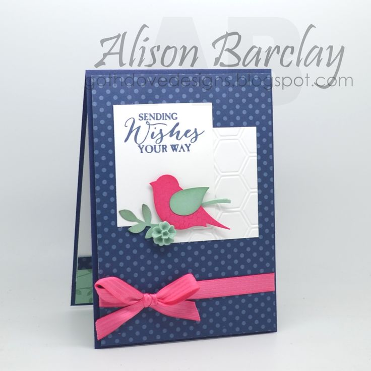 Alison  stampinupaustralia and Stampin    Builder Designs outlet  stampinup  Butterfly Up  Bird Gothdove Punch  Stampin        Basics    gothdovedesigns manteca vans     Barclay