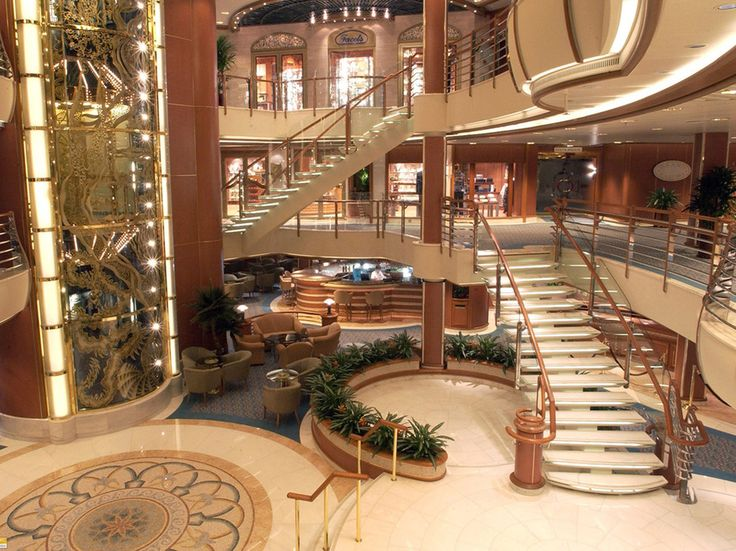 ** Overall Score:** 83.9Condé Nast Traveler readers give high marks to the Diamond Princess for its itineraries, which take it to Alaska in the summers and on a wide variety of sailings around Asia, Australia, and New Zealand the rest of the year.