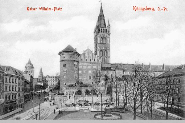 Königsberg, Kaiser Wilhem Platz I