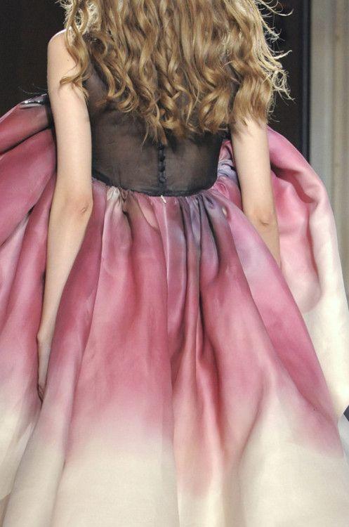 Flower dress?? :)