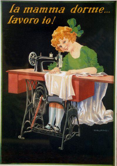 Vintage Italian Posters ~ #illustrator #Italian #posters ~ Orlando Orlandi