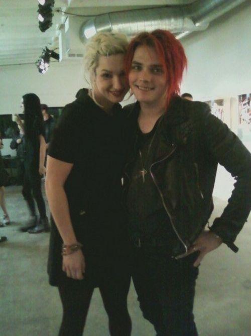 Gerard Way And Lyn Z Baby Tumblr lgg8pxxr4g1qdupyv jpg