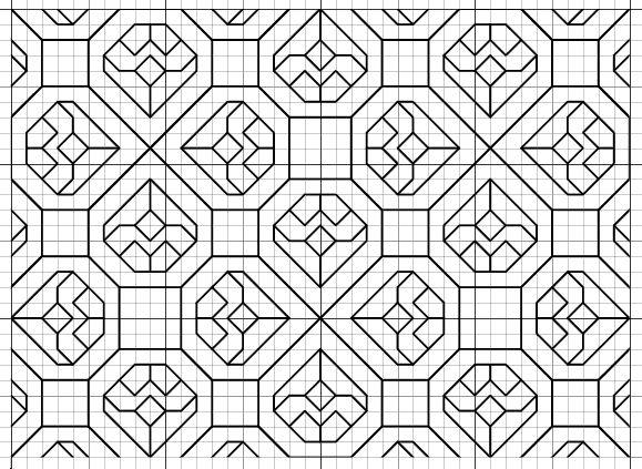 imaginesque.blogspot.co.uk, free blackwork patterns