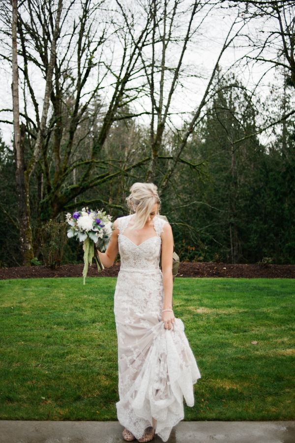 A Lavender Styled Shoot with Blooms + Macarons - www.theperfectpalette.com - Meredith McKee Photography, Bloom by Tara