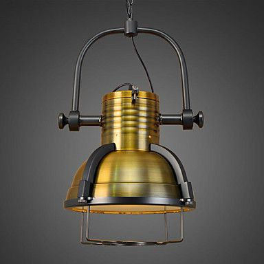 Nordic industrial wind mining lamps and lanterns restaurant bar counter decoration engineering creative personality nostalgic restoring ancient ways 6197915 2017 – $227.99