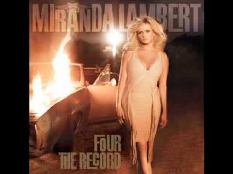 Safe-Miranda Lambert. Can't wait till this song and video hit the airways.