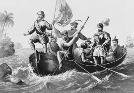 Columbus ontdekt Amerika  1492