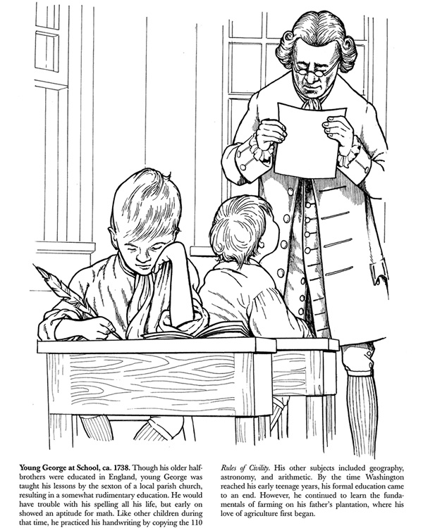 anauguration coloring pages - photo#39