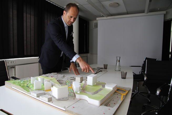 Steen & Strøm vil bruke seks milliarder kroner på å bygge kjøpesenter, hotell, badeland og boliger på Økern øst i Oslo.