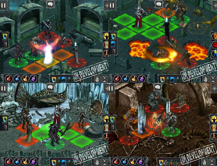 Here are the first screenshots of the game World of Dungeons. #roguelike #rpg #mobilegame #game #gaming #HeroCraft #dungeon #screenshot