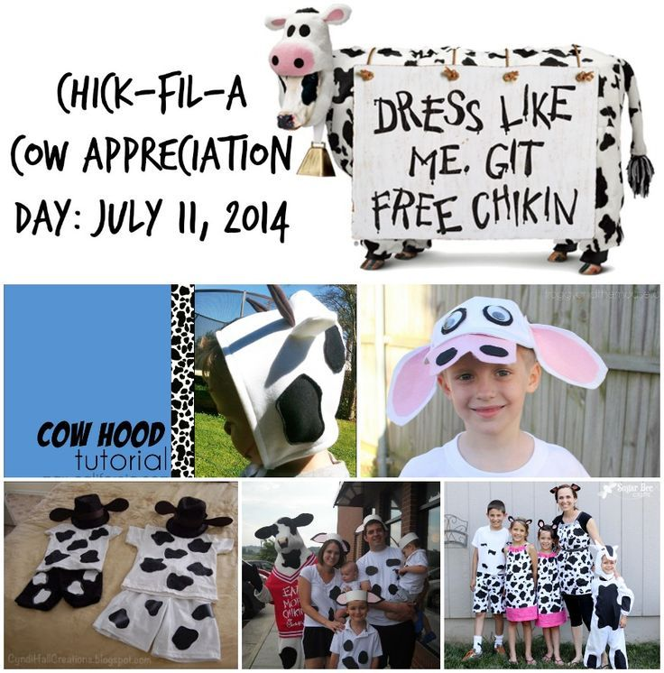 5 easy cow costumes for cow appreciation day - Baby Cow Costume Halloween