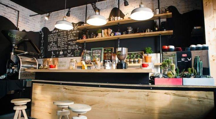 A lasat Bucurestiul pentru o Croitorie de cafea in Brasov