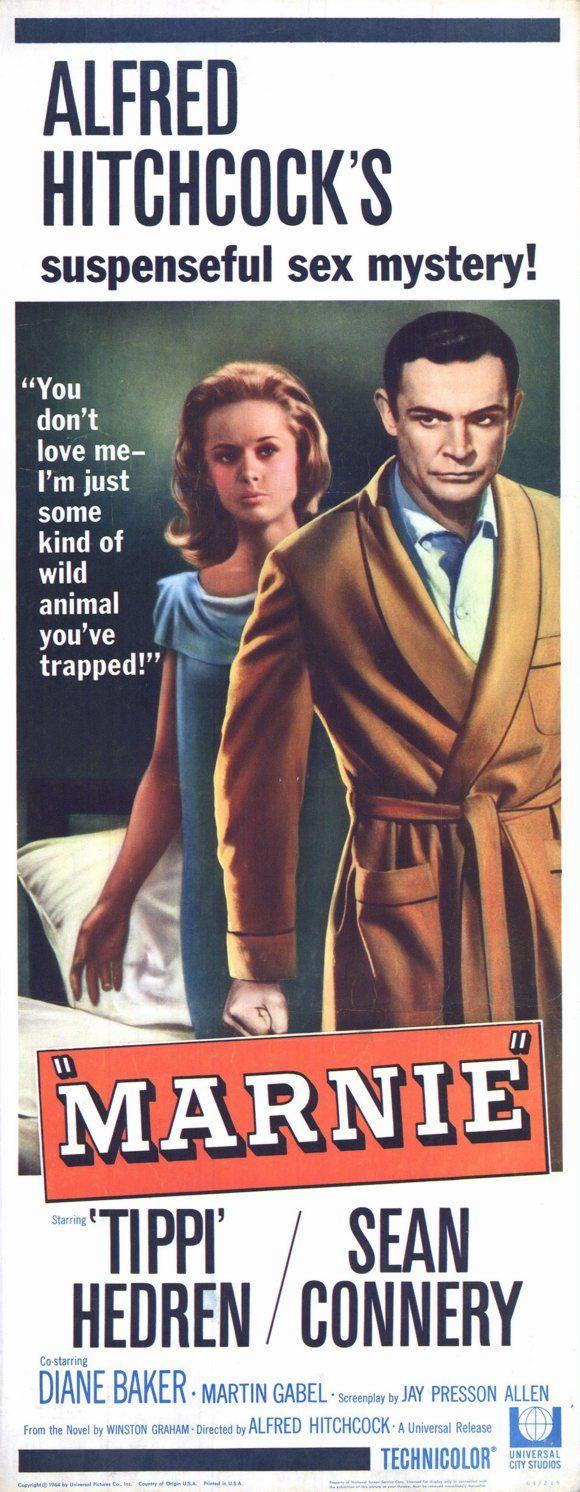MARNIE LA LADRONA (1964)