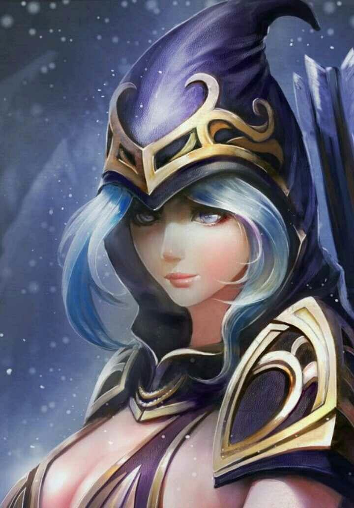 Ashe - League of Legend