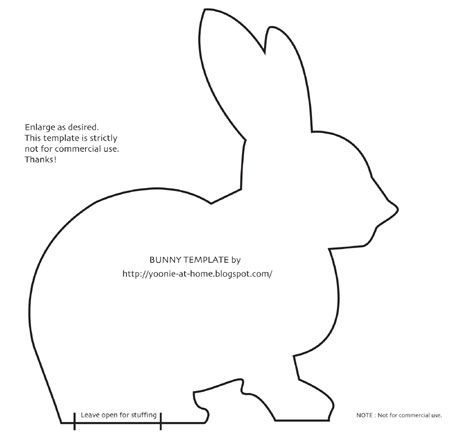 Home-Dzine - sew these easter bunnies