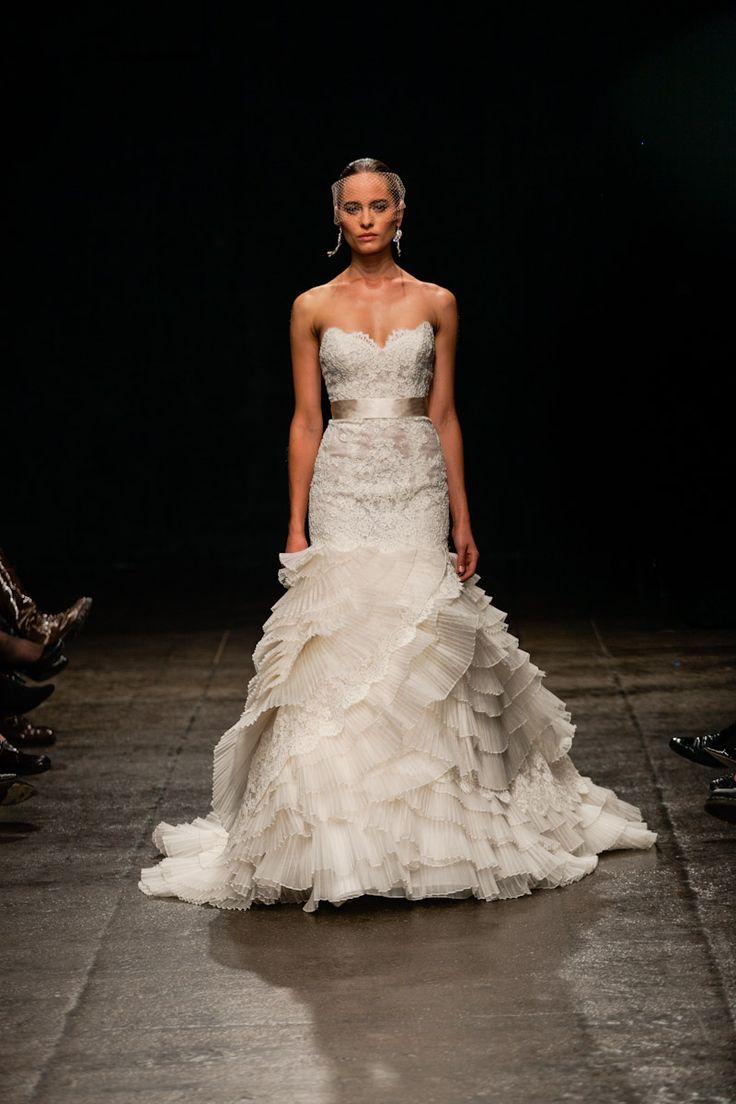 10 best lazaro sp 2013 runway images on pinterest ball gowns spring 2013 wedding dress lazaro bridal gowns 3308 ombrellifo Gallery