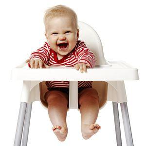 Les 25 meilleures id es de la cat gorie chaises pour table - Quand mettre bebe dans une chaise haute ...