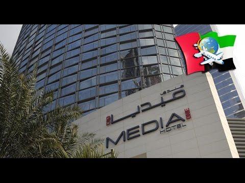 TOP 4 Star Hotels in Dubai [UAE] Media One Hotel