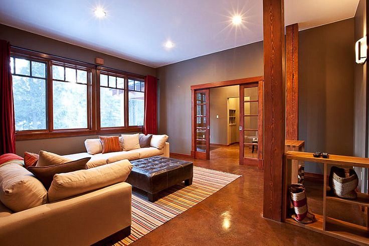 30 Best Basement Family Room Images On Pinterest Living