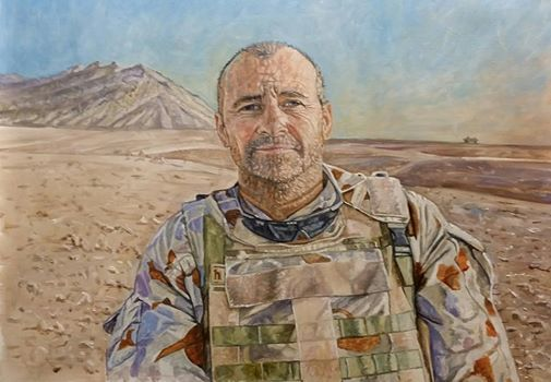 David Pearce, 41, a trooper from the 2nd/14th Light Horse Regiment, serving with MTF-3, was killed while serving in Orūzgān Province on 8 October 2007