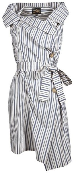 Vivienne Westwood Anglomania Directoire Dress | The House of Beccaria