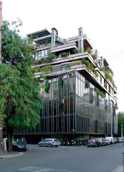 Edificio Polifunzionale in via Campania - http://www.studiopassarelli.it/